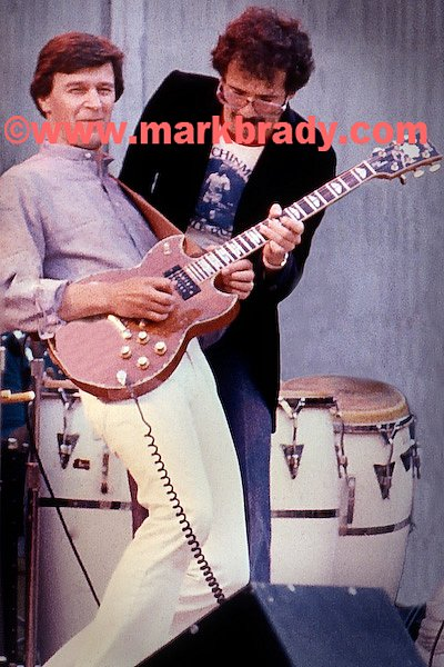 John McLaughlin and Carlos